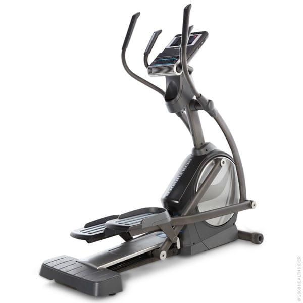 HealthRider Stride Trainer 900 Ellipticallooks awesome in gray body frame
