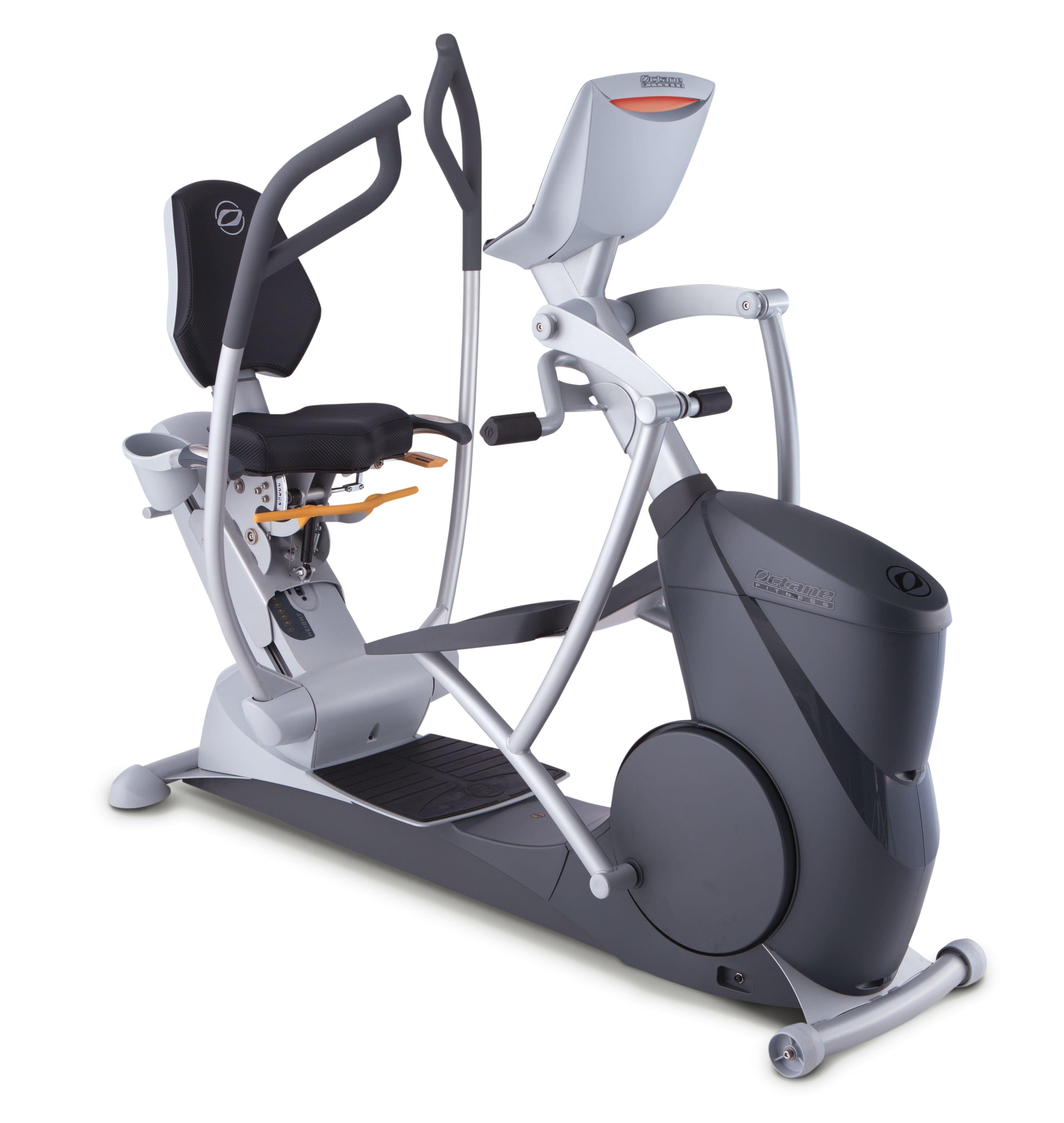 XR6 Elliptical Machine Front Angle