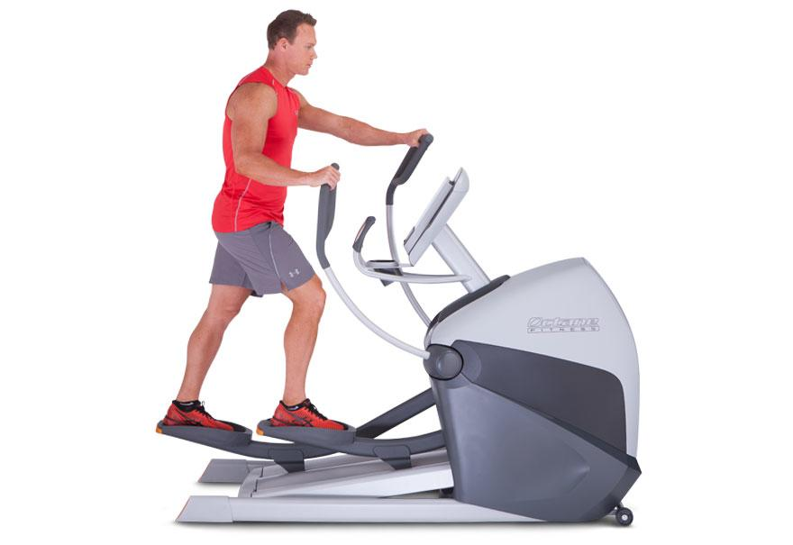 Octane XT3700 Elliptical Side View